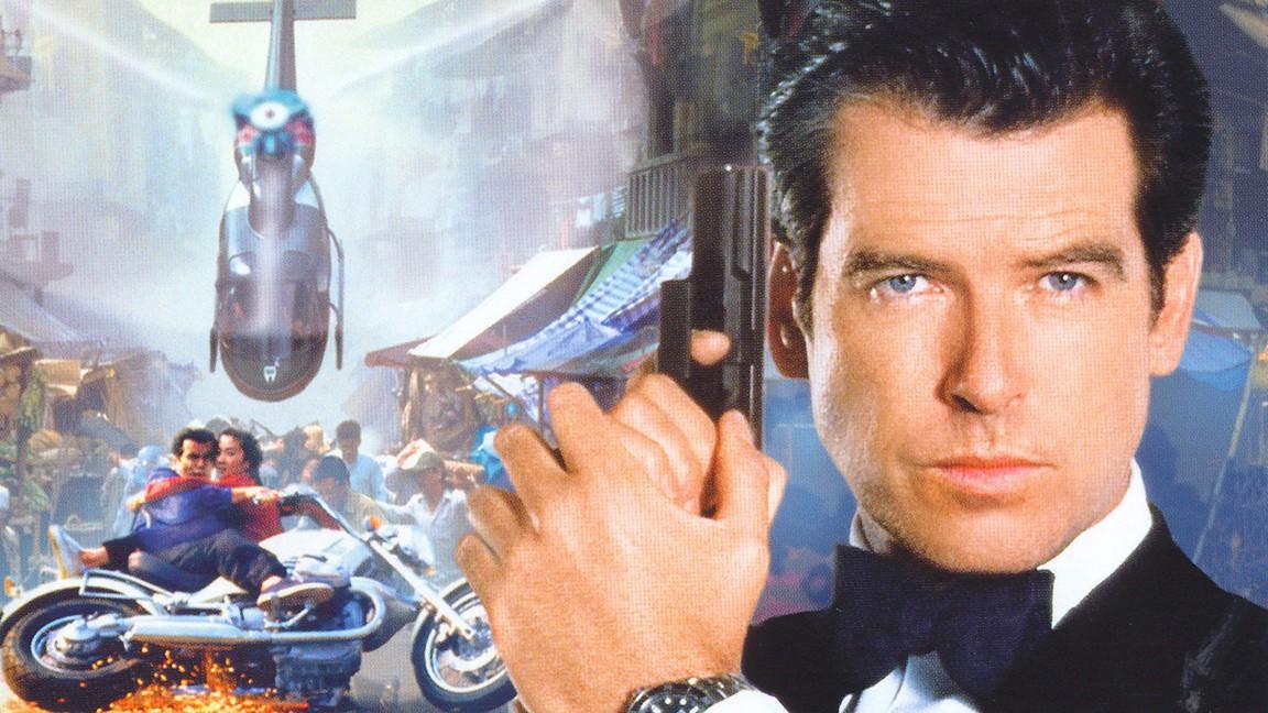 Tomorrow Never Dies (james Bond 007)