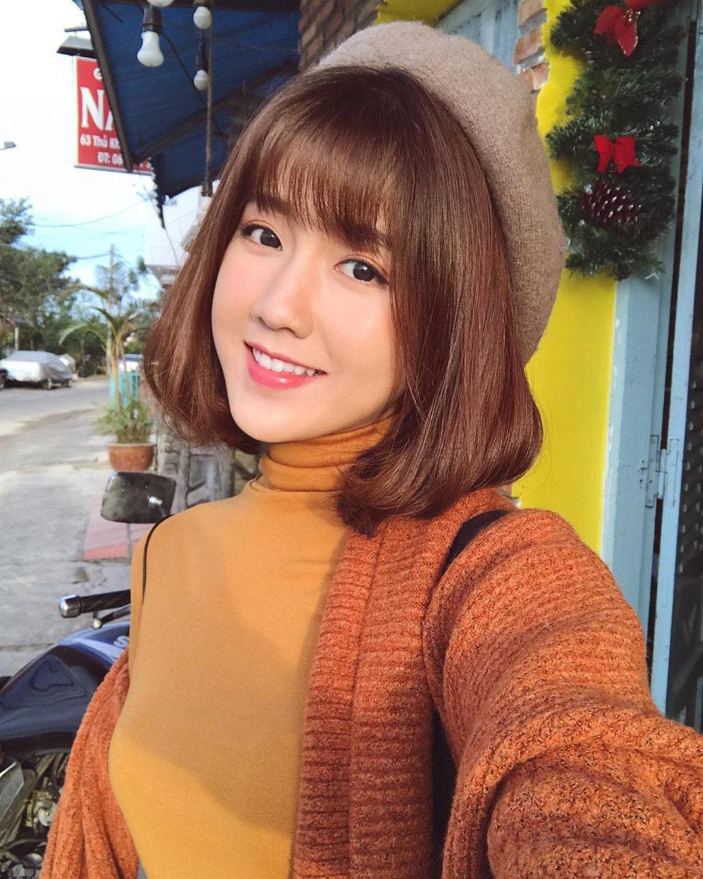 Kiều Trinh: Từ 'cô gái trà sữa' tới hot girl theo phong cách sexy - Ảnh 5