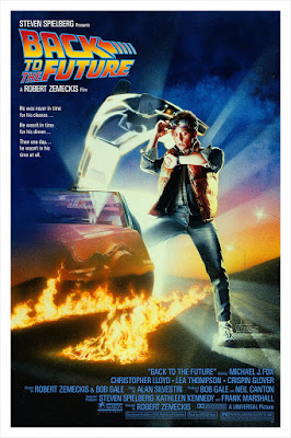 Back to the Future One Sheet Version Timed Edition Screen Print by Drew Struzan x Hero Complex Gallery