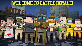 Grand Battle Royale: Pixel War v2.7 Mod