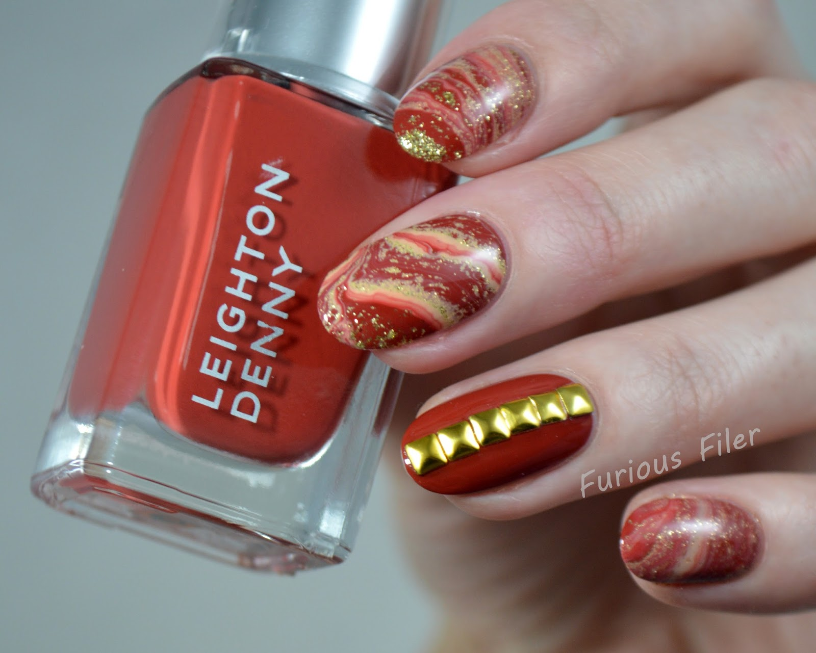 Meebox Red Carpet Nail Art Furious Filer