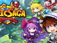 Epic Saga MOD APK v.1.3.0 [High Damage]