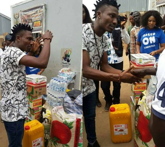 BBNaija winner Efe shares his N25 million in IDP Camp