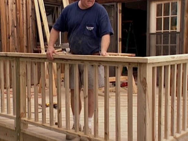 Patio Deck Railing Design How To Install Deck Railing