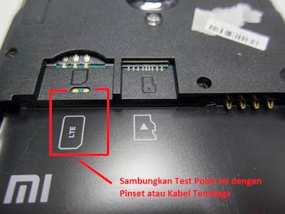 Kondisi Xiaomi Redmi Note 4G Kamu Brick Tidak Mau Hidup Sama Sekali Praktekkan Tutorial Test Point ini! Dijamin!