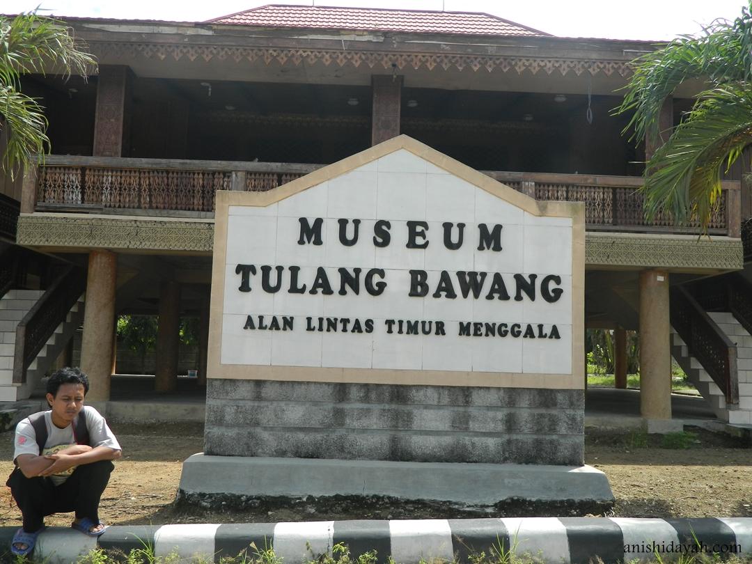 Sangpetualang Museum Tulang Bawang Dan Kampus Megow Pak Sungguh Memprihatinkan