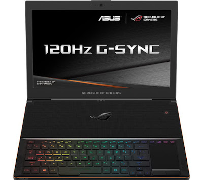 Review ASUS ROG Zephyrus GX501