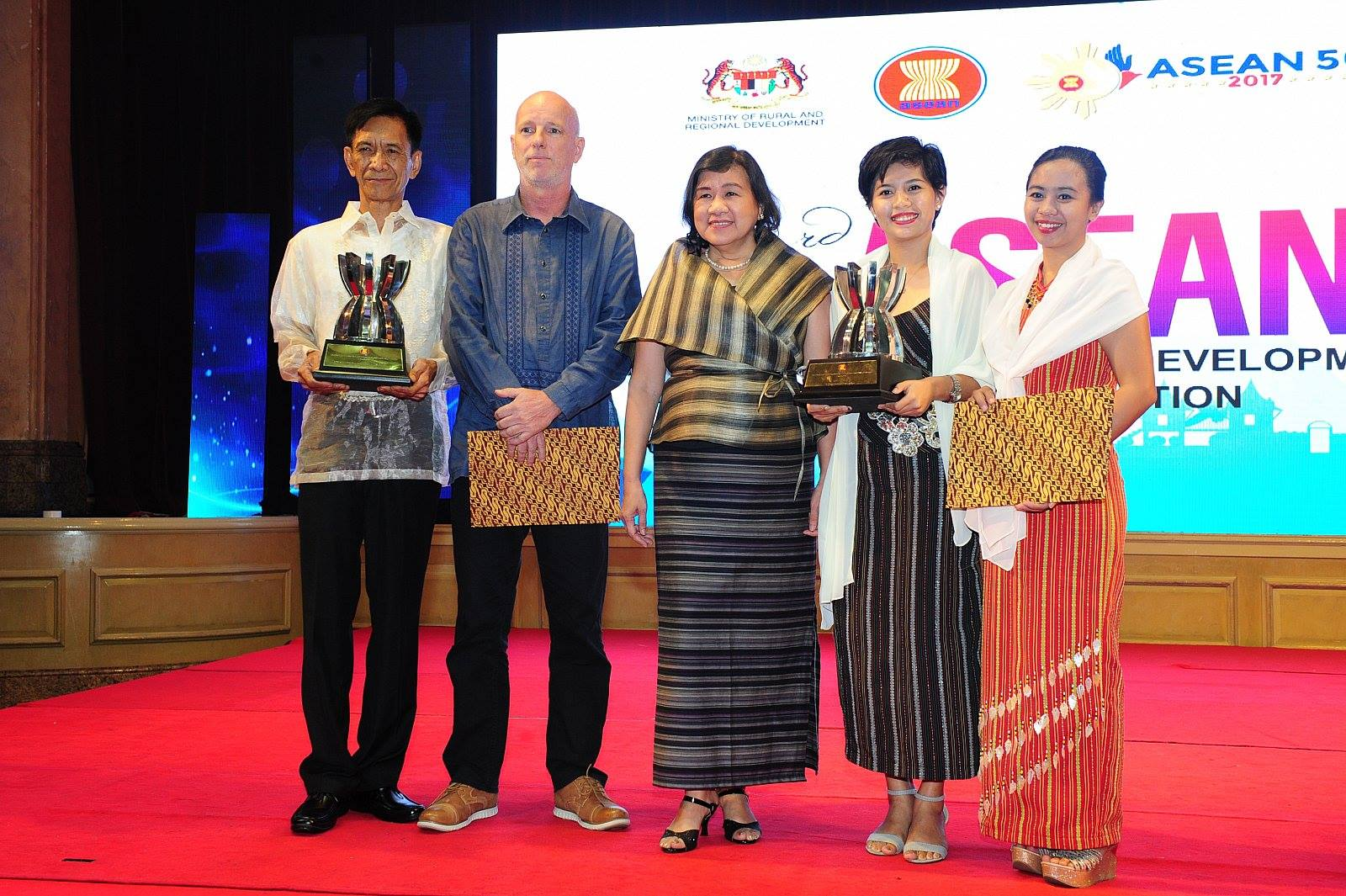 AIDFI - 3rd ASEAN Leadership Award on Rural Development and Poverty Eradication