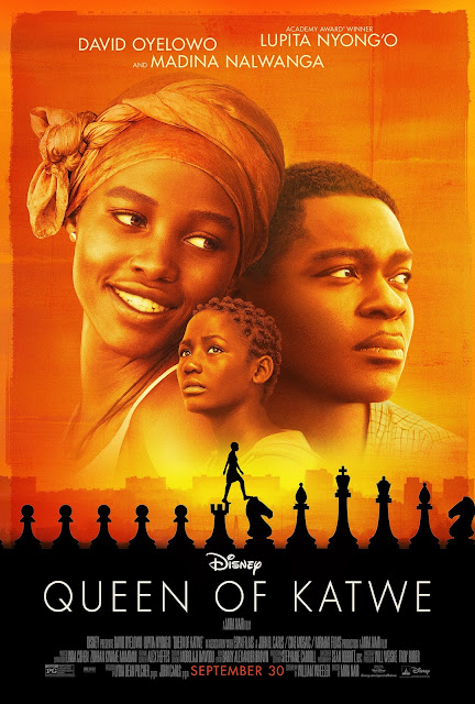 Disney's QUEEN OF KATWE Official Poster