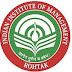 IIM Rohtak Recruitment – Academic Associate Vacancy – Last Date 31 May 2018