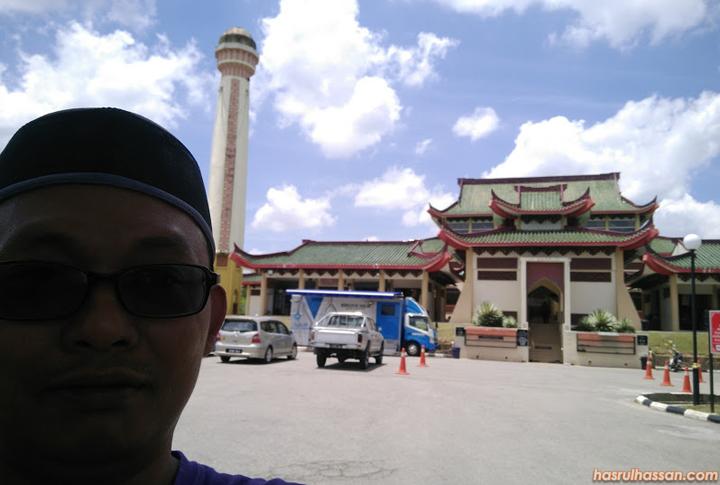 Ziarah Masjid Cina Pertama di Malaysia - Masjid Beijing, Rantau Panjang