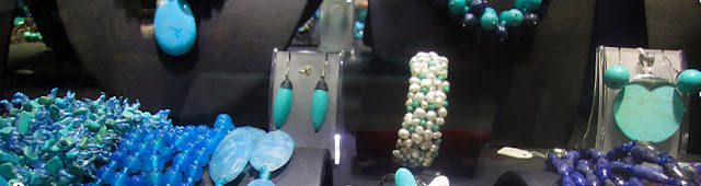 blue precious stones jewelry