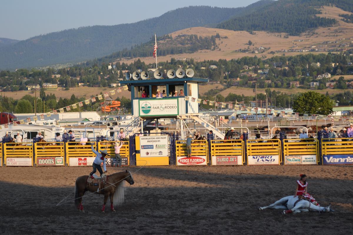 A Montana Life Western Montana Fair And Rodeo