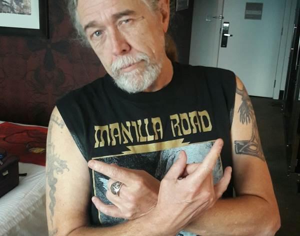 MANILLA ROAD: Απεβίωσε ο Mark Shelton