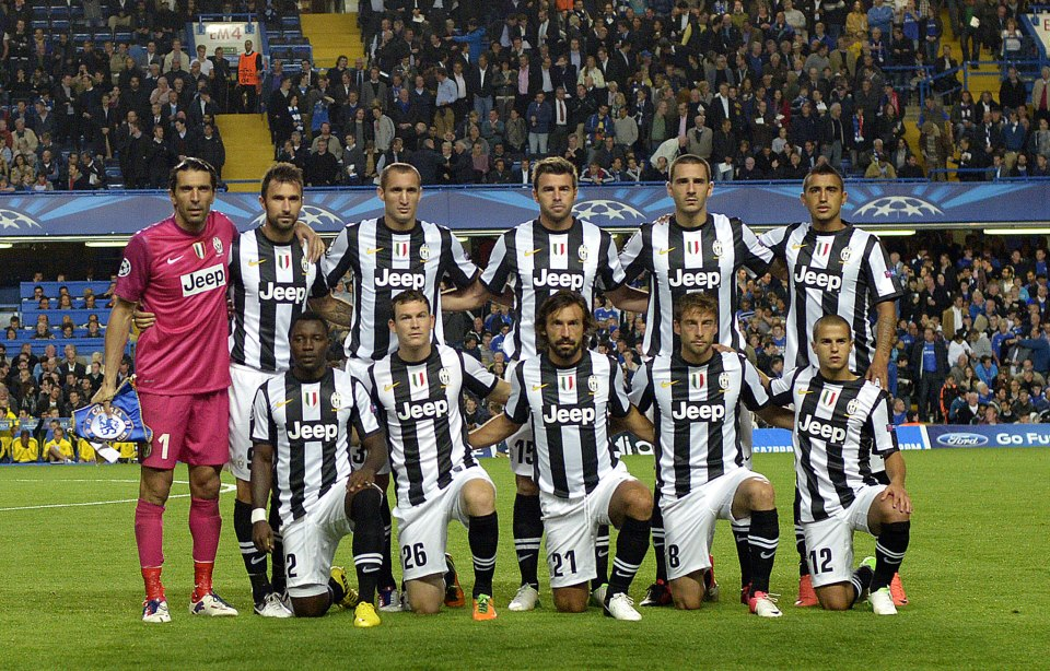 Juventus equipa