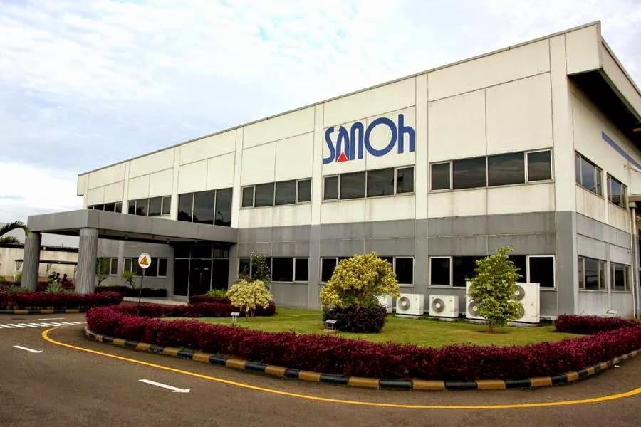 Lowongan Kerja Operator Produksi Pabrik PT Sanoh Indonesia Kawasan Industri Hyundai
