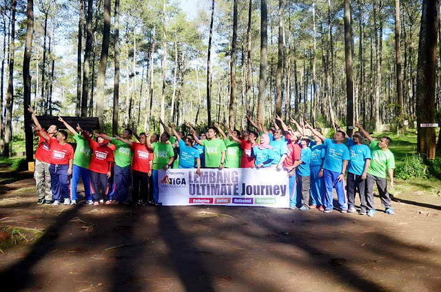 COMPANY GATHERING | Paket Outing Gathering Lengkap