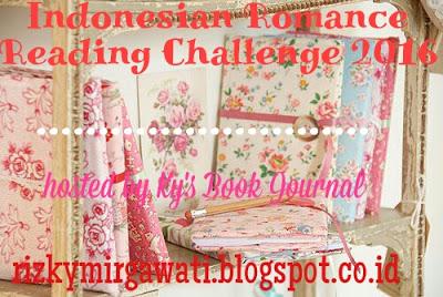 Indonesian Romance Reading Challenge 2016