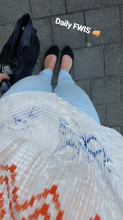Clothes & Dreams: Daily #FWIS - week 2