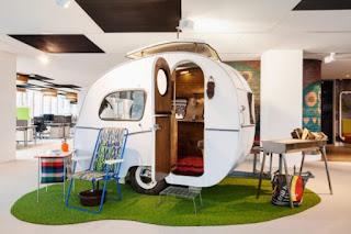 Kantor Google Amsterdam, Belanda