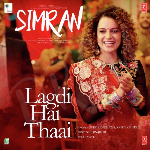 Simran-(2017)-Original-Album-Front-Cover-Poster-wallpaper-New-HD