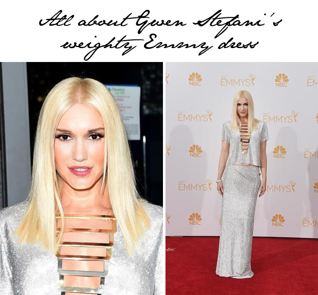 Gwen Stefani Emmys