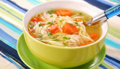 Sup Enak untuk Turunkan 10 Kilogram dalam Satu Minggu