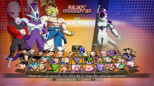 dragon ball fighterz full version
