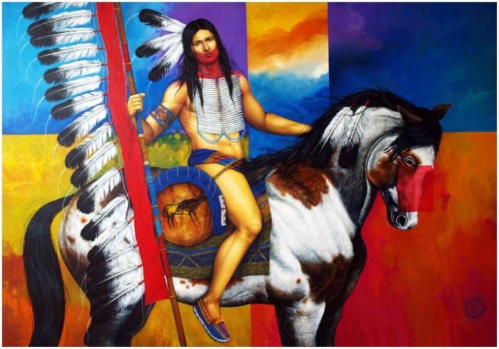 Victor Crisostomo. Современный южноамериканский художник 19