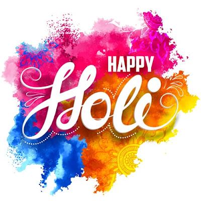 Happy Holi 2018 Image Picture