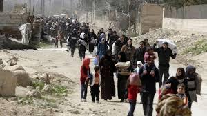 Syrie: les uns exfiltrent les terroristes, les autres évacuent les civils dans - ECLAIRAGE - REFLEXION %25D0%25B3%25D1%2583%25D1%2582%25D0%25B04