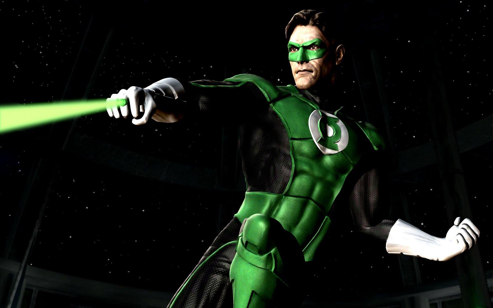 Green Lantern Comic Wallpaper: Green Lantern DC Comics HD Wallpaper