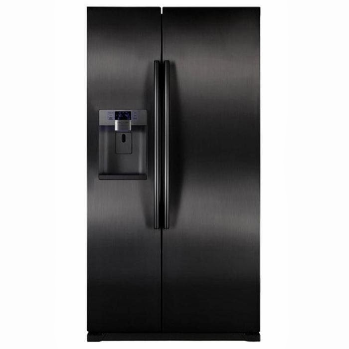 Kenmore Stainless Steel Refrigerator Side By Side