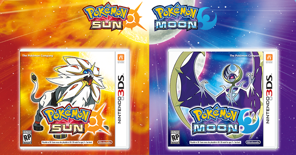 Pokemon Sun and Moon Incoming, Slated for November 2016 Release