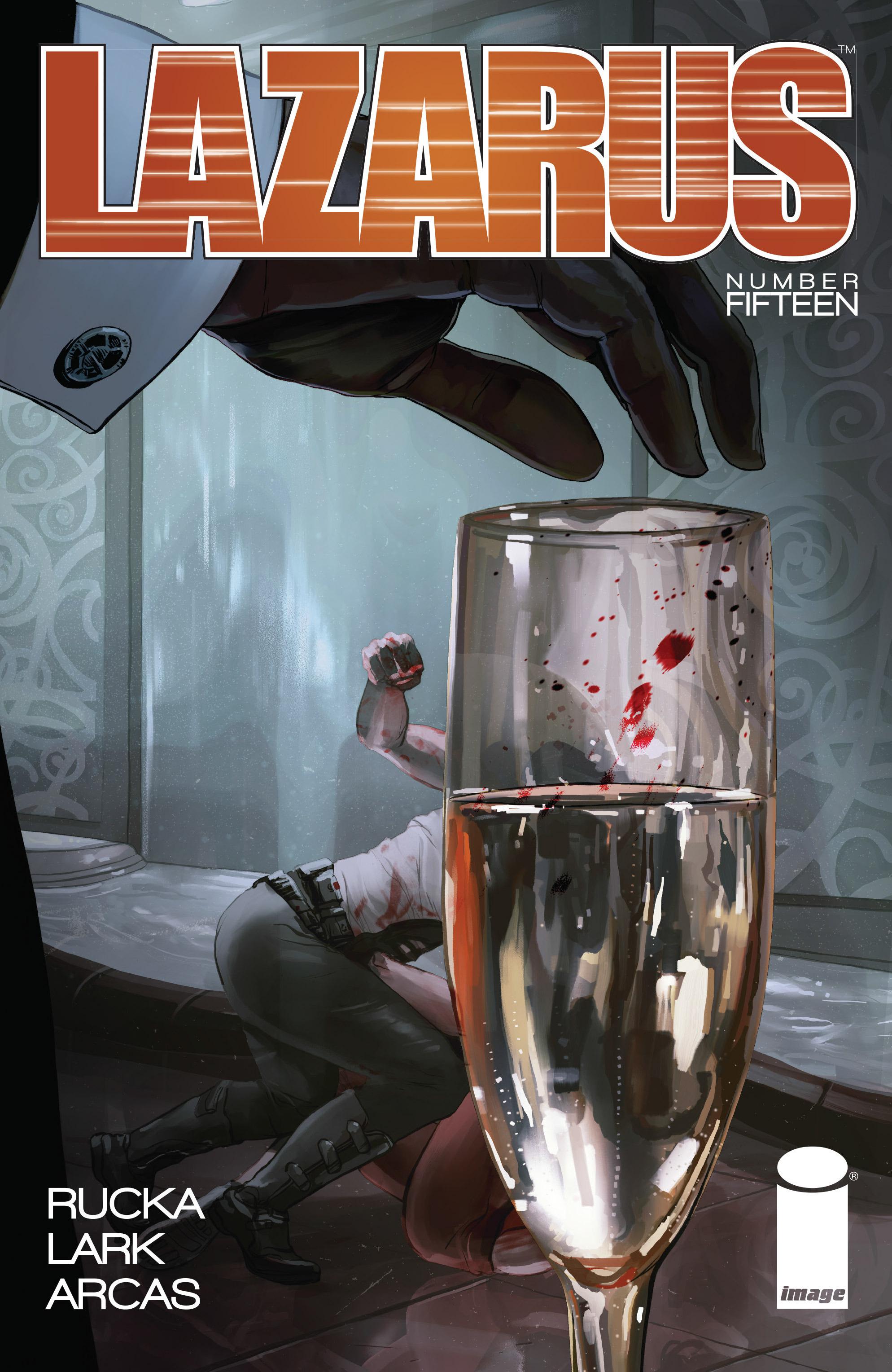Lazarus (2013) issue 15 - Page 1