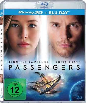 Passengers 2016 English Bluray Movie Download
