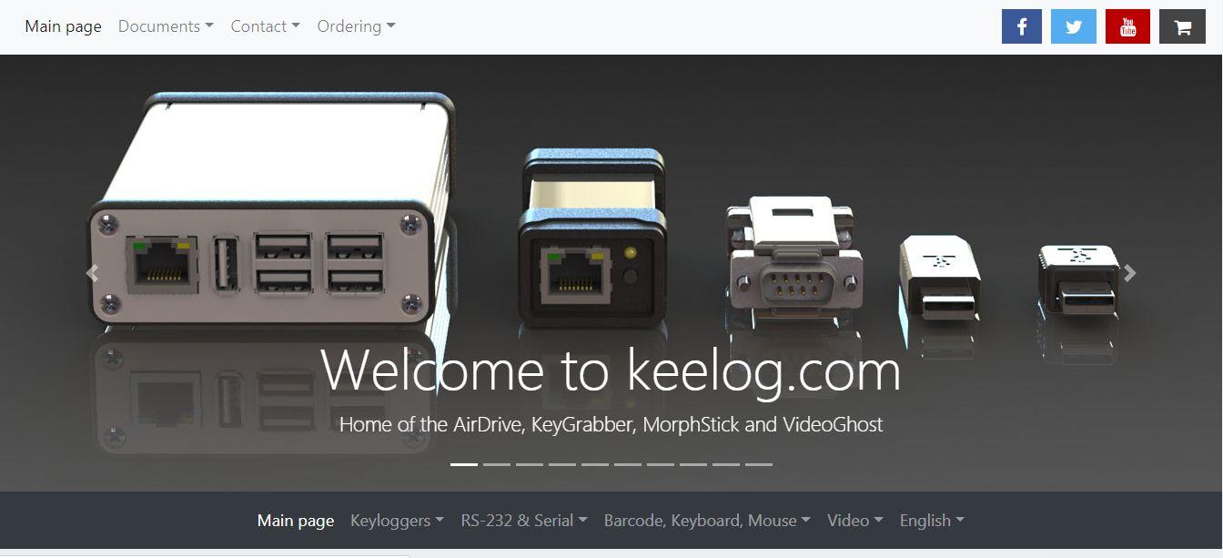 USB Key logger