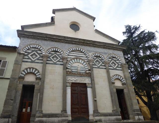 Chiesa Sant'Andrea Pistoia