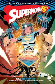 Superwoman #1 Rebirth Variant  D.C Universe Comics CB4302