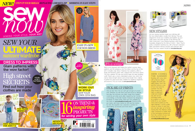Sew Now issue 8