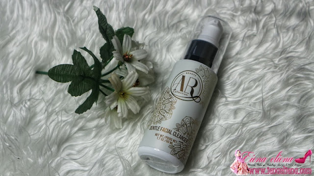 GENTLE FACIAL CLEANSER AR BEAUTY BY DIVINE
