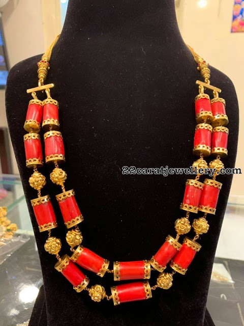 Latest Jewellery Sets by SRJ Fine Jewelry