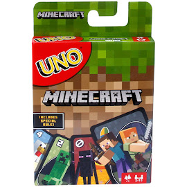 Minecraft Minecraft Uno Media