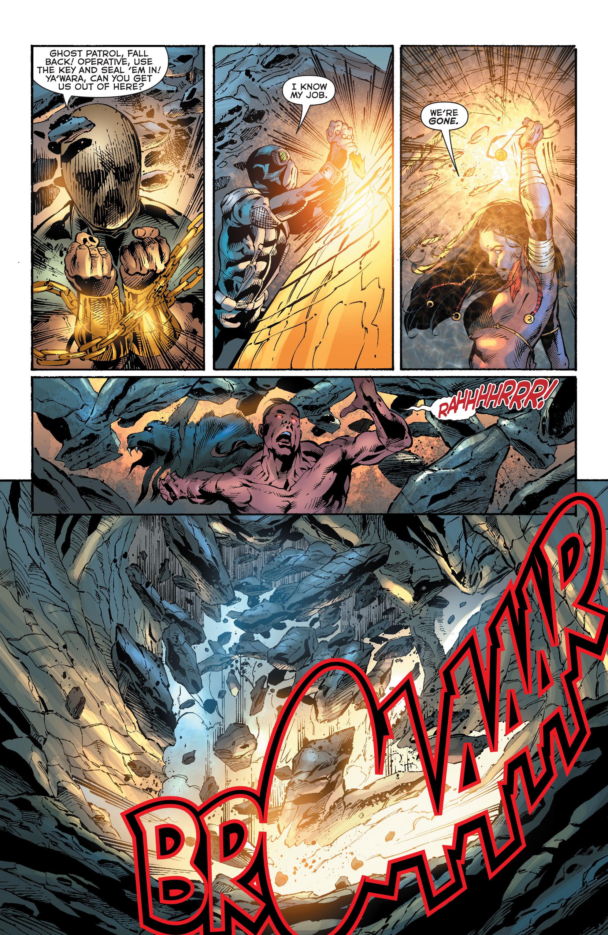 Read online Aquaman (2011) comic -  Issue #20 - 20