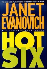 Hot Six by Janet Evanovich (Summer Reading at Serenity Now)