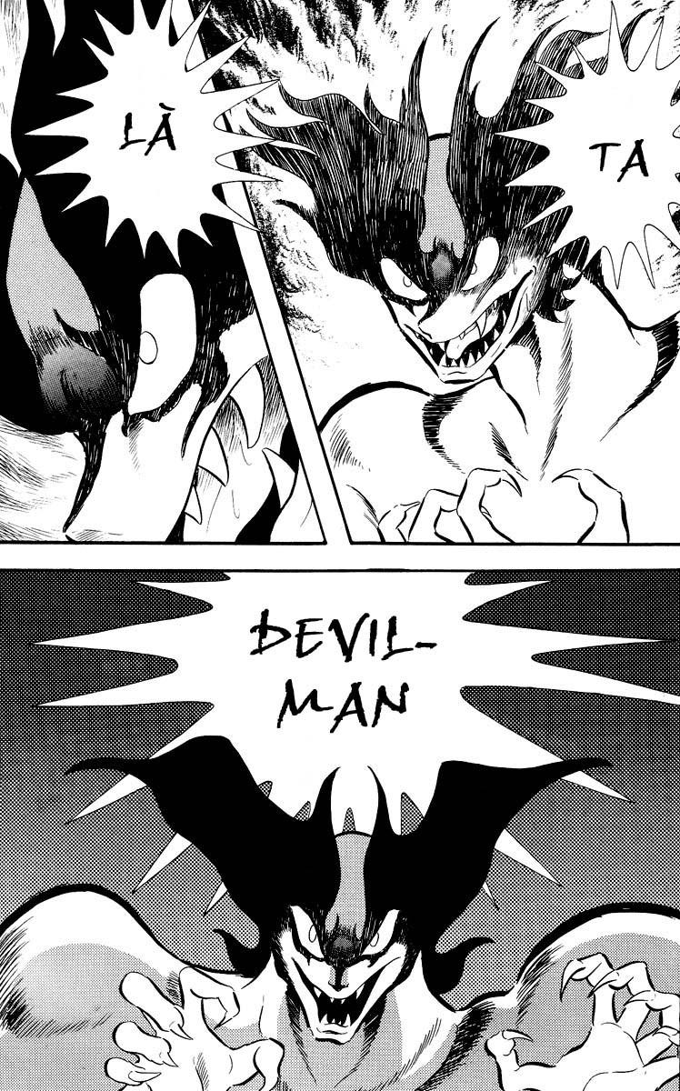 DevilMan chapter 4.2 trang 26