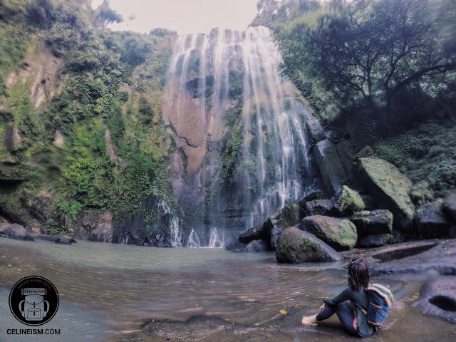 hulugan falls in laguna