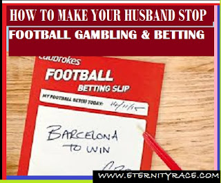 stop your husband from gambling
