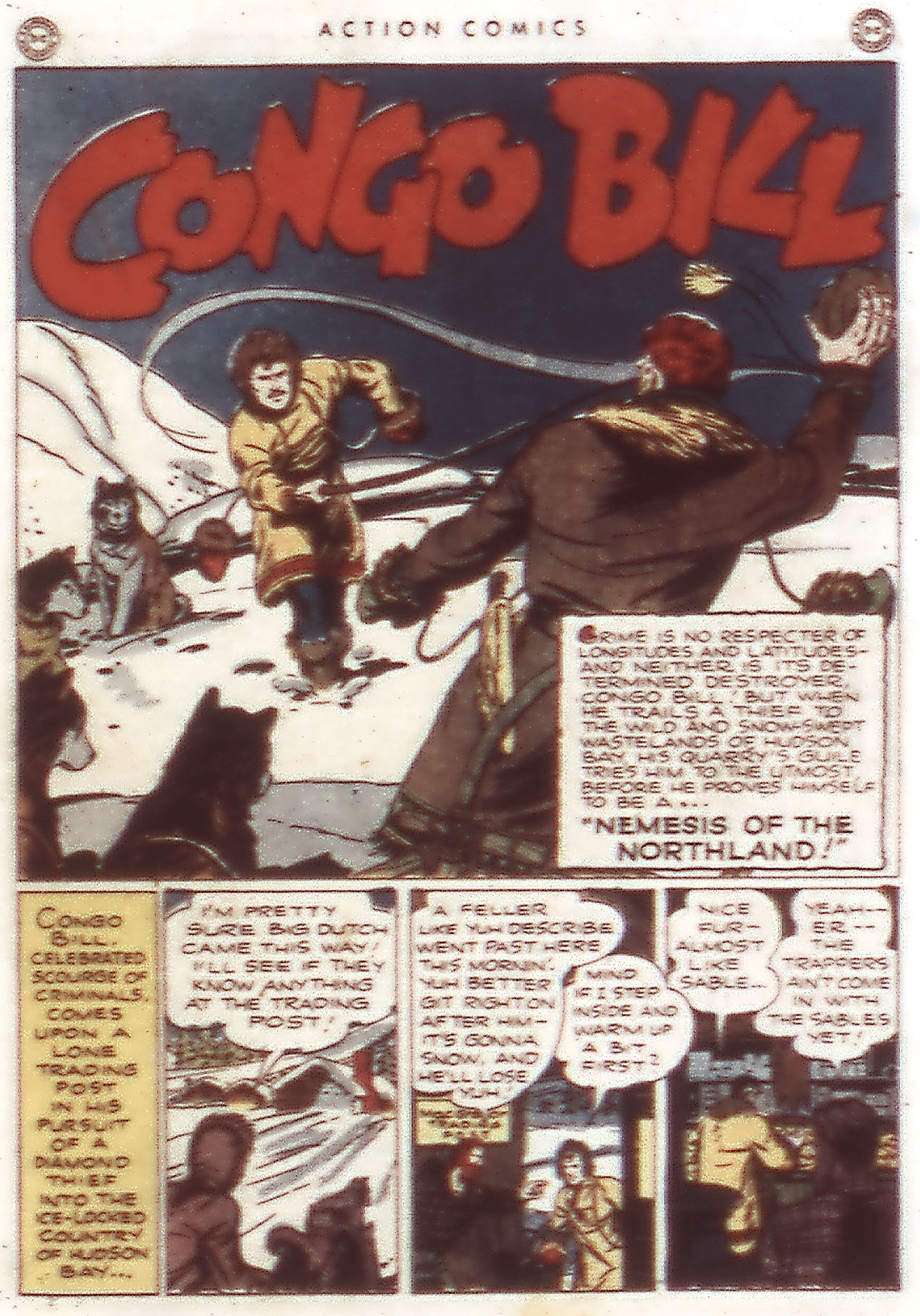 Read online Action Comics (1938) comic -  Issue #81 - 23
