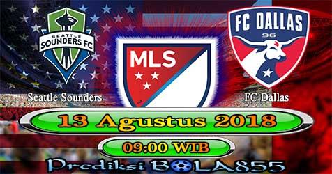 Prediksi Bola855 Seattle Sounders vs FC Dallas 13 Agustus 2018